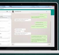 WhatsApp es una atractiva opción para los que buscan husmear en conversaciones ajenas. Foto: referencial