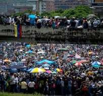 """José Alviarez, de 18 años, murió """"durante una manifestación"""" en la localidad de Palmira, estado Táchira, con lo que aumentó a 39 la cifra de fallecidos en las protestas. Foto: AFP"""