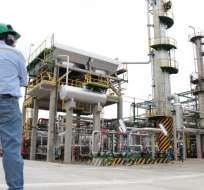 Mayoría de irregularidades se detectaron en obras de Refinería de Esmeraldas. Foto: Flickr Petroecuador