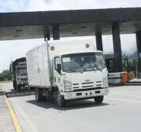 Para modificar la tarifa del peaje de $ 1 en la vía Alóag-Santo Domingo se tuvo que reformar una ordenanza. Foto: Flickr Gobierno de Pichincha