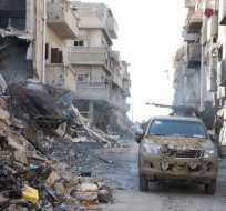 Entre las víctimas hay civiles que trabajaban en la base o en sus alrededores. Foto referencial / elfinanciero.com.mx