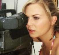 La bella actriz prepara una gira por su natal Colombia. Foto: Tomado de Pulzo.com.