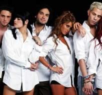 Dulce María y Alfonso Herrera formaron parte de la banda RBD, que aún se mantiene vigente entre los jóvenes. Foto: Tomado de Perú21.com.
