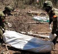 """COLOMBIA.- La ofensiva de las fuerzas militares tuvo lugar en el sur del departamento de Bolívar (norte de Colombia) y permitió también incautar """"material de guerra"""". Foto: Archivo"""