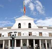 QUITO, Ecuador.- El equipo de trabajo de Moreno está compuesto por 13 figuras ratificadas en sus cargos. Foto: Archivo.