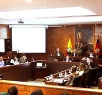 QUITO, Ecuador.- Autoridades otorgarán esta distinción a Jimmy Morales, Pedro Kuczynski y Mauricio Macri. Foto: Archivo.