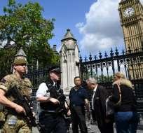 MANCHESTER, Inglaterra.- Salman, presunto autor del hecho, murió en el ataque reivindicado por el Estado Islámico. Foto: AFP