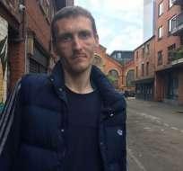 Jones estaba durmiendo en una calle próxima al Manchester Arena cuando ocurrió el ataque suicida.