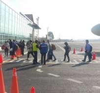 Los pasajeros también podrán ingresar bienes personales por un valor hasta $ 500, según el Senae. Foto: Archivo