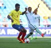 La 'MiniTri' cayó en su segundo partido por la fase de grupos de la Copa del Mundo de Corea del Sur.