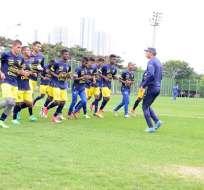 La selección sub 20 de Ecuador jugará el domingo ante Senegal por la última fecha de su grupo.