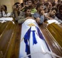 El ataque dejó 29 muertos, entre ellos muchos niños, reportaron autoridades. Foto: AP