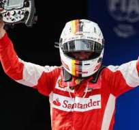 El piloto alemán Sebastian Vettel logró en Mónaco su tercera victoria de la temporada.