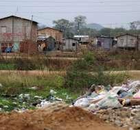 ECUADOR.- El nivel máximo del país se registró en 2008, al alcanzar el 0.5%, logrando un leve descenso hasta 2015. Foto: Archivo