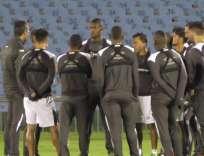 Liga de Quito debe ganar o empatar a 3 goles o más para clasificar a la siguiente ronda. Foto: Tomada de la cuenta twitter @LDU_Oficial