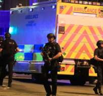 10 hombres permanecen detenidos en Gran Bretaña tras el atentado suicida en el Manchester Arena. Foto: Archivo / AFP