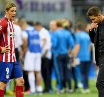El TAS mantiene sanción al Atlético de Madrid y no podrá fichar jugadores hasta 2018.
