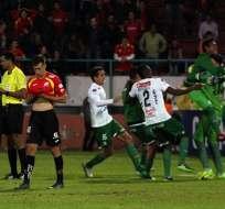 Oriente Petrolero pasó a la siguiente fase de la Sudamericana tras eliminar en los penales a Deportivo Cuenca.