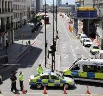 Los atentados en el Puente de Londres y Borough Market dejaron siete muertos y 48 heridos.