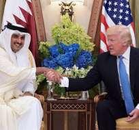 Arabia Saudita y otros 5 países rompieron relaciones con Catar. Foto: Archivo / AFP