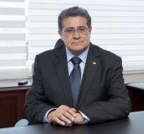 Ojeda asumió su cargo durante un acto este martes 6 de junio de 2017. Foto: Petroecuador