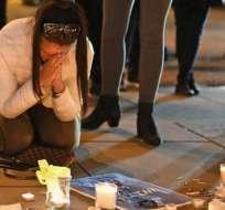 El atentado en Manchester ocurrido tras un concierto provocó la alarma de muchos familiares de los asistentes.