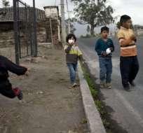 El equipo de investigadores realizó su estudio en la provincia de Cotopaxi, en Ecuador.
