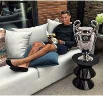 El portugués Cristiano Ronaldo lidera la lista de deportistas con mayores ingresos, según Forbes.