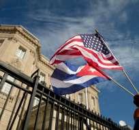 CUBA.- El 1 de junio del 2015, Estados Unidos y Cuba anunciaron el restablecimiento de sus relaciones diplomáticas y la apertura de embajadas. Foto: AP