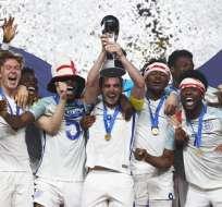 La selección Sub 20 de Inglaterra es la nueva campeona mundial de la categoría.