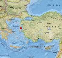 INTERNACIONAL.- Turquía y Grecia están ubicadas sobre importantes fallas sísmicas y sufren habitualmente sismos. Foto: Twitter medios locales