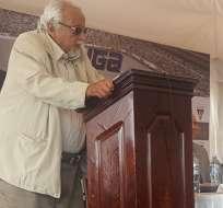 El presidente vitalicio del club habló tras la victoria de Liga sobre los 'azules'. Foto: Archivo