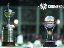 Las copas ahora se juegan de manera simultánea y a lo largo de todo el año. Foto: Tomada de conmebol.com