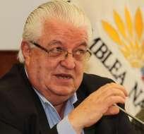 ECUADOR.- El nuevo Superintendente ejercerá sus funciones por 5 años y será posesionado por la Asamblea. Foto: Archivo