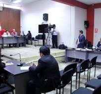 En Ecuador, la justicia los investiga por delito de lavado de activos en el caso Petroecuador. Foto: Twitter @CSJdeLima