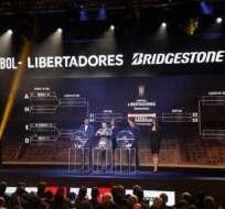 Los octavos de final de la Conmebol Libertadores comenzarán la primera semana de julio. Foto: AFP