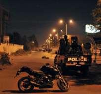 BAMAKO, Malí.- Autoridades locales informaron que existe un número no confirmado de víctimas mortales. Foto: Tomado de Twitter NTN24.