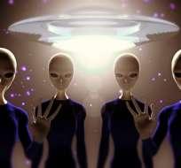 Estos extraterrestres pueden desaparecer por desastres galácticos, según investigadores. Foto referencial / infomistico