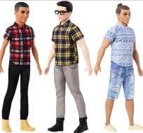 EE.UU.- El cambio de look es develado 18 meses después de la nueva imagen de Barbie. Foto: BioBioChile