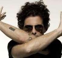 El popular cantante argentino repasará también sus temas del pasado. Foto: Archivo.