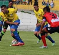 Federico Laurito jugará el segundo semestre del año en Fuerza Amarilla. Llega procedente de Gualaceo.