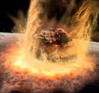 Se han descubierto más de 1.800 objetos espaciales potencialmente peligrosos. Foto referencial