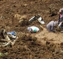 CIUDAD DE GUATEMALA, Guatemala.- El año pasado, 15 personas murieron en Guatemala durante la temporada de lluvias. Foto: AFP.