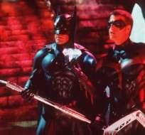 """Batman y Robin"" recaudó casi US$240 millones."