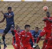 Independiente del Valle y River Ecuador empataron sin goles en el estadio Olímpico Atahualpa.