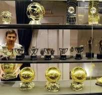El astro argentino Lionel Messi cumple 30 años, días antes de su matrimonio con Antonella Roccuzzo.