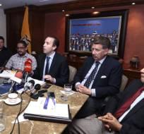 QUITO, Ecuador.- Ambos sectores coinciden en realizar una auditoría integral en el IESS para revelar deuda total del Estado. Foto: API