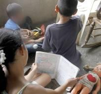Menores de edad deben recibir asistencia luego de perder a sus madres a manos de sus progenitores. Foto Ilustrativa/Tomado de CEDHU.