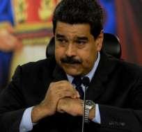 La cúpula del régimen chavista podría encontrar una estrategia que les evite la prisión. Foto: AFP