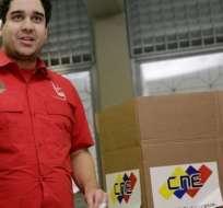 CARACAS, Venezuela.- El hijo del presidente venezolano ha desempeñado distintos cargos en el gobierno de su padre desde 2013. Foto: Tomado de Efecto Cocuyo.com.